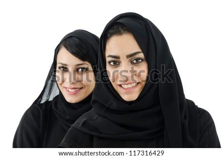Arab People - stock photo
