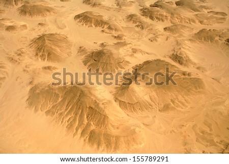 Arabian Desert, Egypt, - stock photo