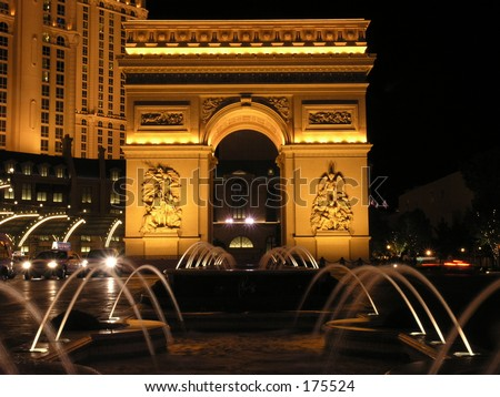 arc de paris hotel