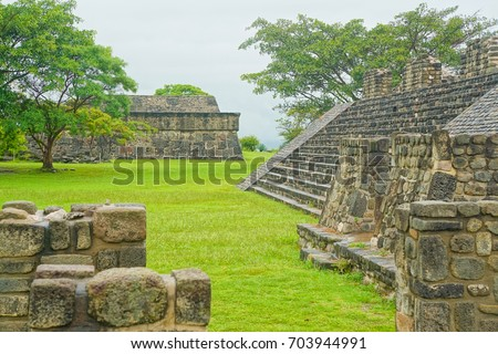 Archaeological Monuments Zone of Xochicalco UNESCO SIte in MExico City