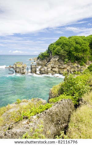 Archers Bay, Barbados, Caribbean - stock photo