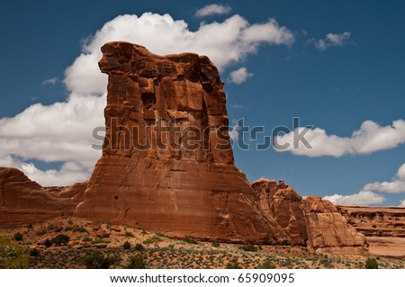 Arches National Park Vistas