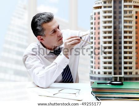 Ведущий архитектор, вакансия от 281116