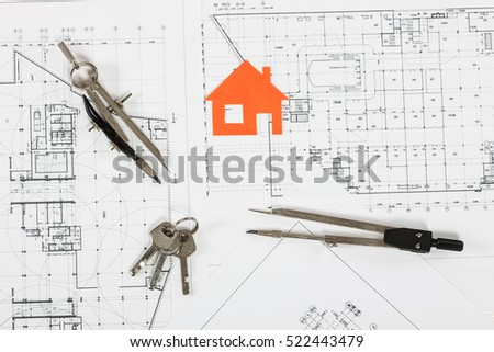 Stock images royalty free images vectors shutterstock for Blueprint estimator