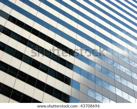 Architectural Abstract 6 - stock photo
