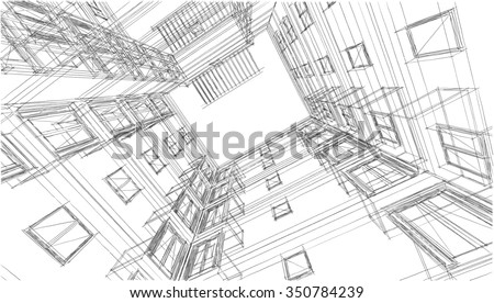 Architectural Drawing Font
