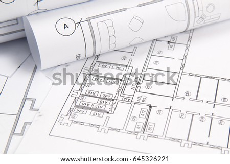 Architecture Blueprint Stock Images Royalty Free Images Vectors