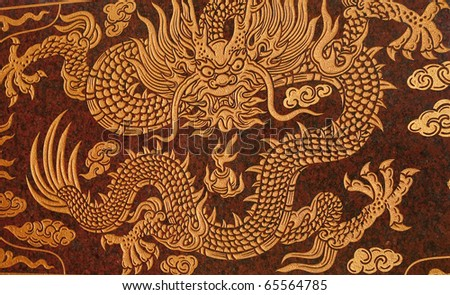 architecture chinese style thailand - stock photo