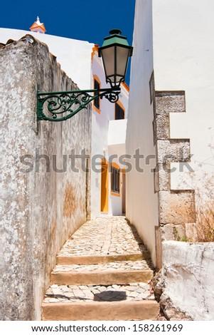 Architecture in Alte, Portugal. - stock photo
