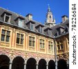 Architecture in Lille - France - stock photo