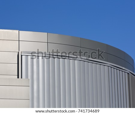architecture modern building