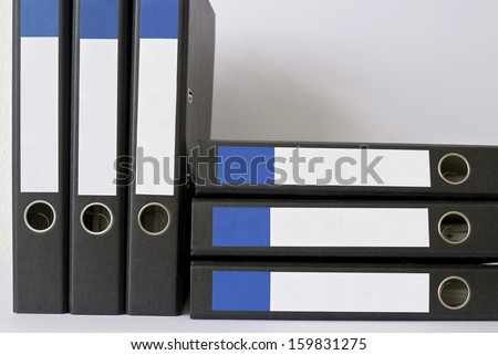 Archives - stock photo