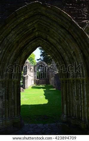 Archway - stock photo