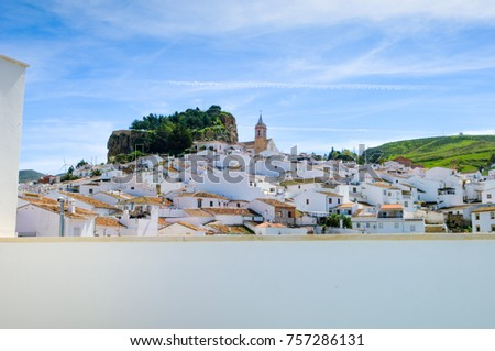 Ardales, Andalusia, Spain