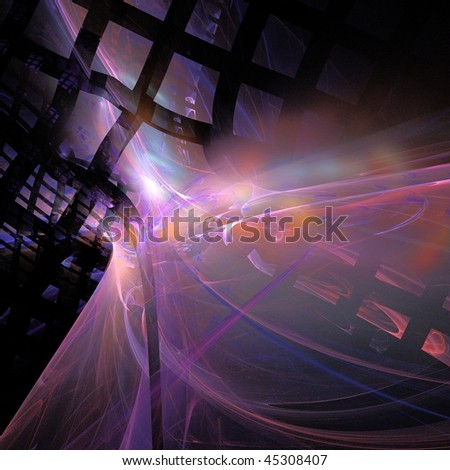 Are you looking for 3D rendered Fractal for background?