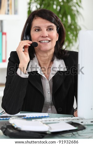 Are you satisfied? - stock photo