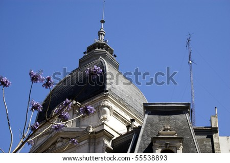 Argentina Government House - stock photo