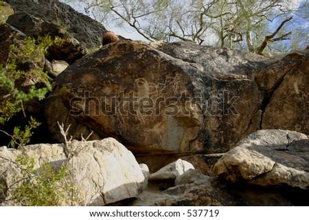 Arizona Desert - stock photo