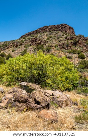 Arizona Landscapes - stock photo
