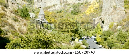 Armenian Church - stock photo