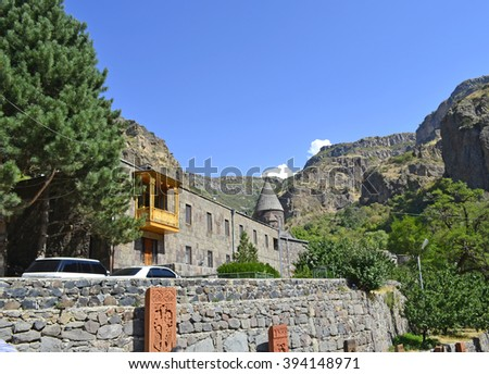 Armenian Temple in Garni