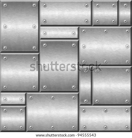 Armor seamless texture background. See more seamlessly backgrounds in my portfolio.