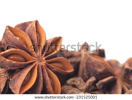 Aroma anise   - stock photo