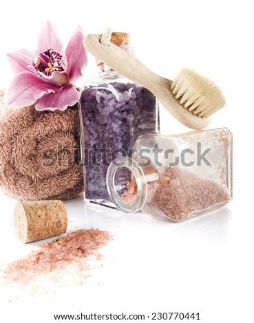 Aroma therapy - stock photo