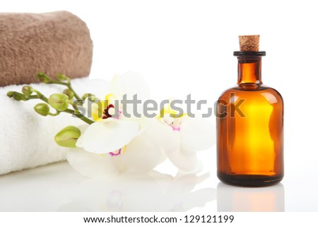 Aromatherapy or Massage Oil