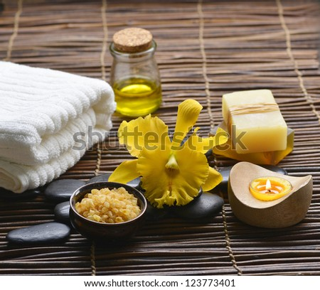 Aromatherapy SPA set