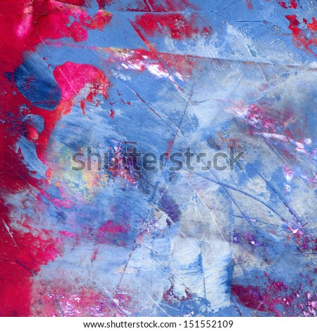 Art abstract background - stock photo