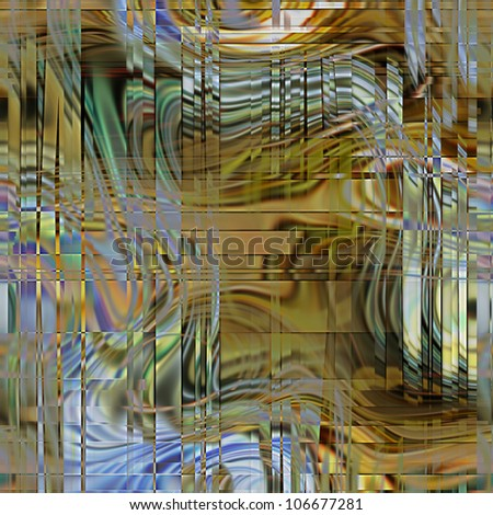 art abstract bright pattern background - stock photo