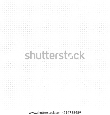 art abstract geometric monochrome background with square in white and light grey colors; seamless pattern - stock photo