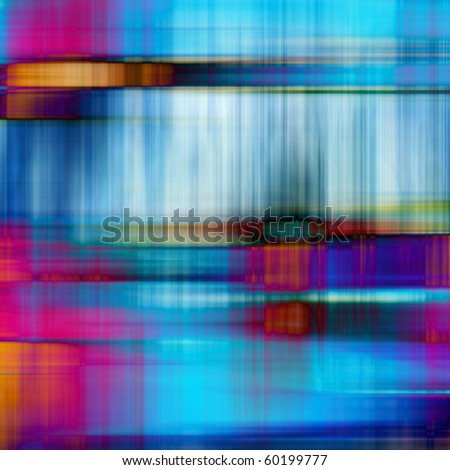 art abstract geometric pattern colorful background in blue, fuchsia, pink, violet, orange, black and white colors - stock photo