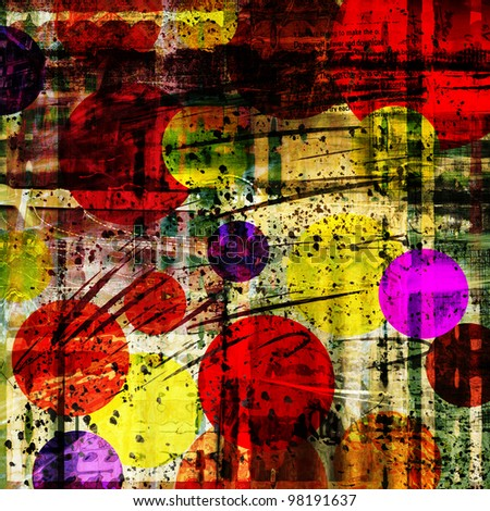 art abstract grunge  texture background
