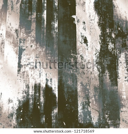 art abstract grunge textured silver, black and white background - stock photo