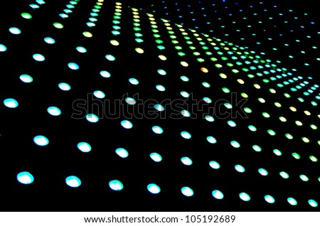 art background with colorful of lights  , abstract wallpaper
