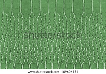 art background with crocodile skin , Alligator skin seamless texture, abstract wallpaper - stock photo