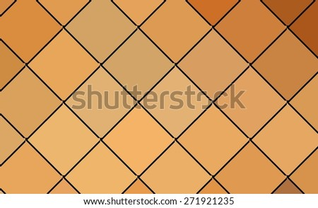 art brown tiles abstract grunge textured background