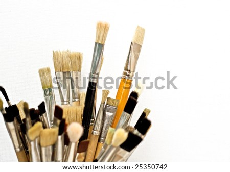 Art brushes for drawing