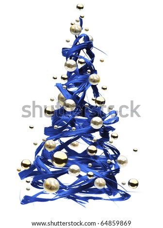 art christmas - stock photo