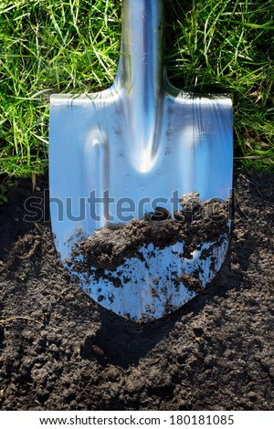 art concept spring season agriculture farming background - stock photo