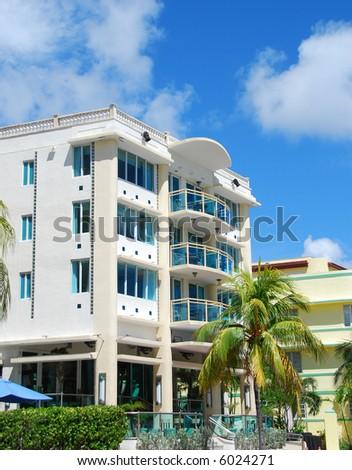 art deco architecture miami beach florida stock photo royalty free