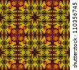art eastern ornamental traditional pattern - stock photo