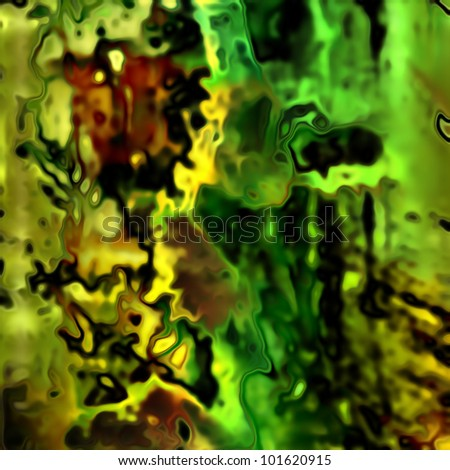 art glass background