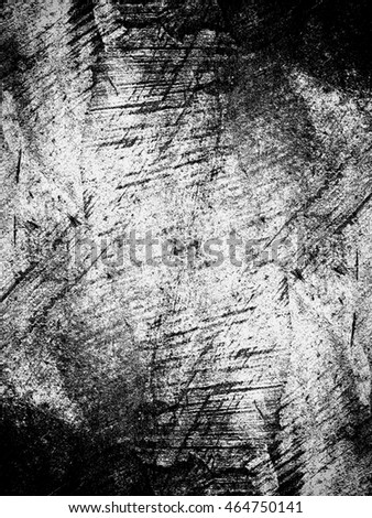 art grunge black ragged abstract pattern illustration background