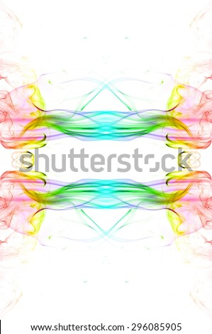 art of color smoke on white background, colorful smoke on white background, smoke background,colorful ink background,rainbow background ,beautiful color smoke