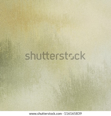 art paper texture for background in light green, olive, beige and white colors - stock photo