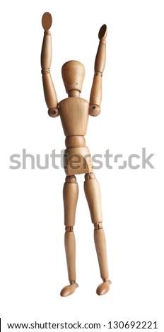 art sculpture - stock photo