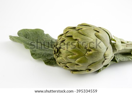 Artichoke  - stock photo